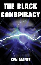 The Black Conspiracy Front Cover